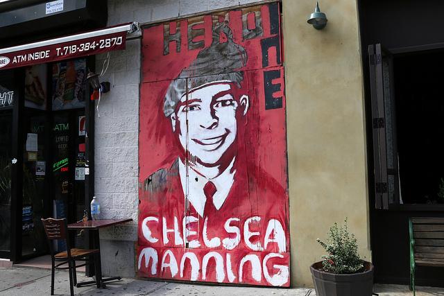 Grâce de Chelsea Manning : que veut Obama ?
