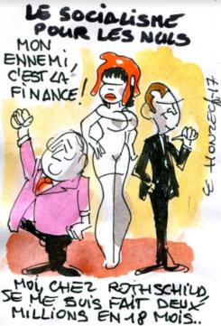Socialisme : mon ennemi, c'est la finance ?