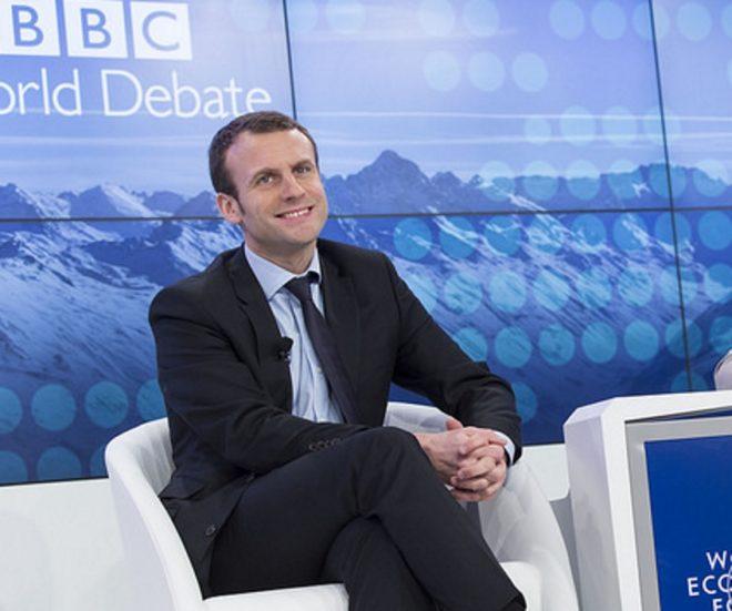 Vous avez aimé Hollande ? Vous adorerez Macron !