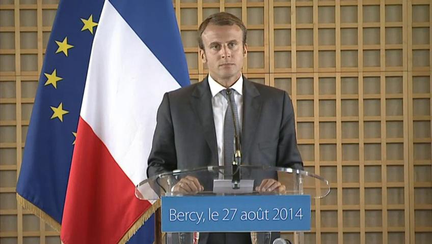 Le programme trop timide d'Emmanuel Macron