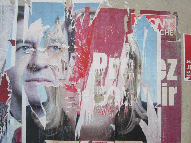 Mélenchon et Le Pen