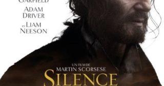 """""""Silence"""" de Martin Scorsese : un film sur la foi"""