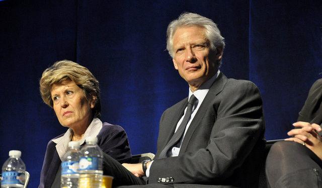 L'aura de Dominique de Villepin bénéficiera-t-elle à Macron ?
