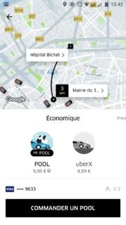 Payer un VTC comme Uber ou Chauffeur Privé à chacun des 275 000 clients de la Traverse 17/18 en 2016 reviendrait moins cher au contribuable parisien