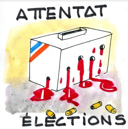 Présidentielle : attentat tragique sur les Champs-Elysées