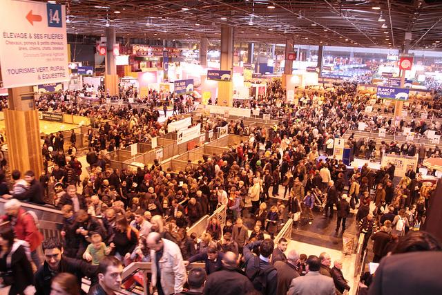 Macron au salon de l agriculture le glyphosate en question contrepoints - Salon de l agriculture belgique ...