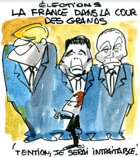 Elections : la France dans la cour des grands
