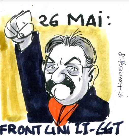 26 mai, la convergence France Insoumise-CGT