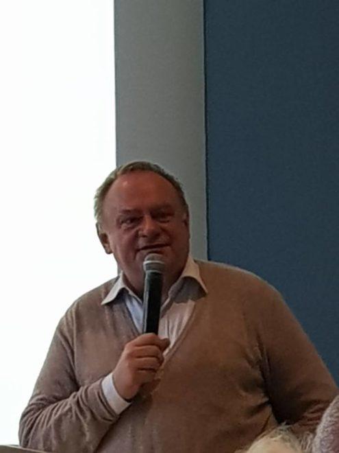 Jean-Marc Daniel au Cercle Bastiat, 2018