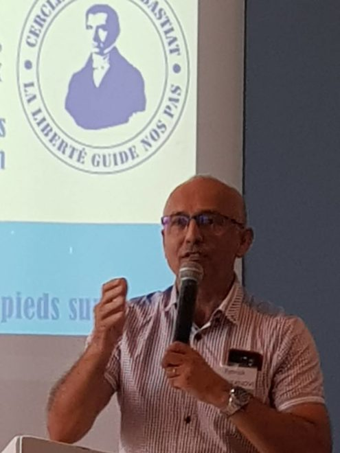 Cercle Bastiat, Dax, 2018