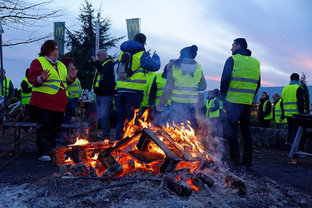 foto de Gilets jaunes : Révolution française et individualisme post moderne Contrepoints