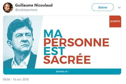 Et la Palme du spectacle politique 2018 est décernée à… 181215-lca-melenchon-sacre