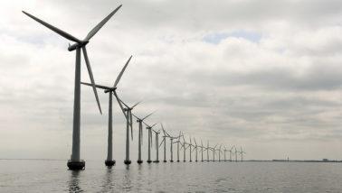 Éolien en mer
