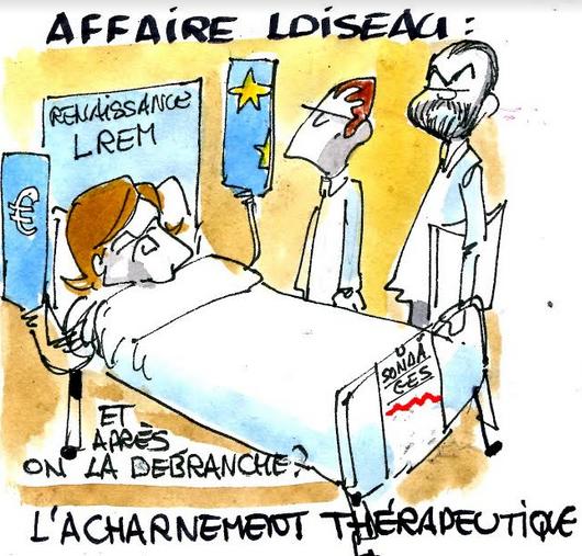 Affaire Loiseau : l'acharnement thérapeutique