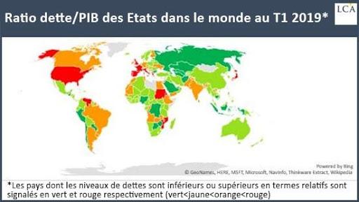 Dette Mondiale Nouveaux Records Dans Les Pays De L Ocde