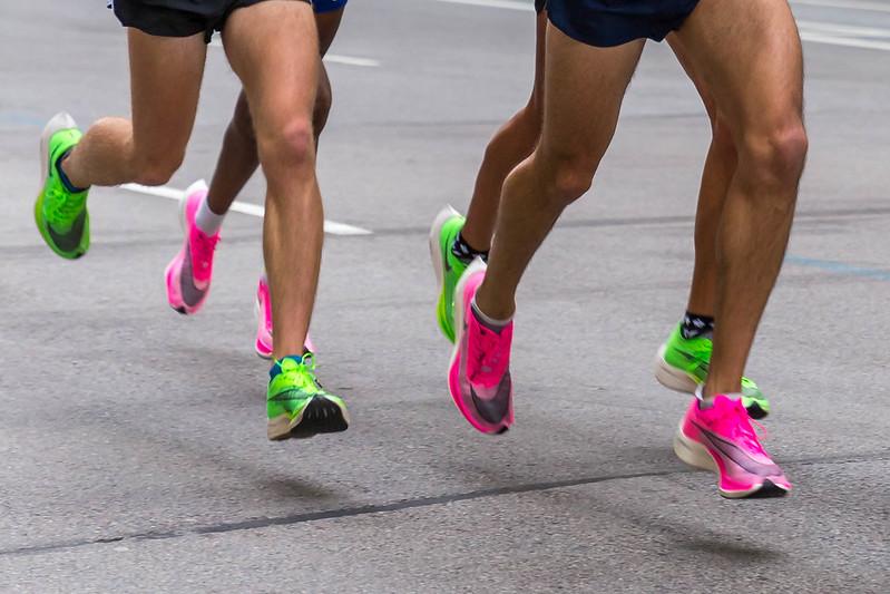 Marathon en moins de 2 heures : un cas de dopage