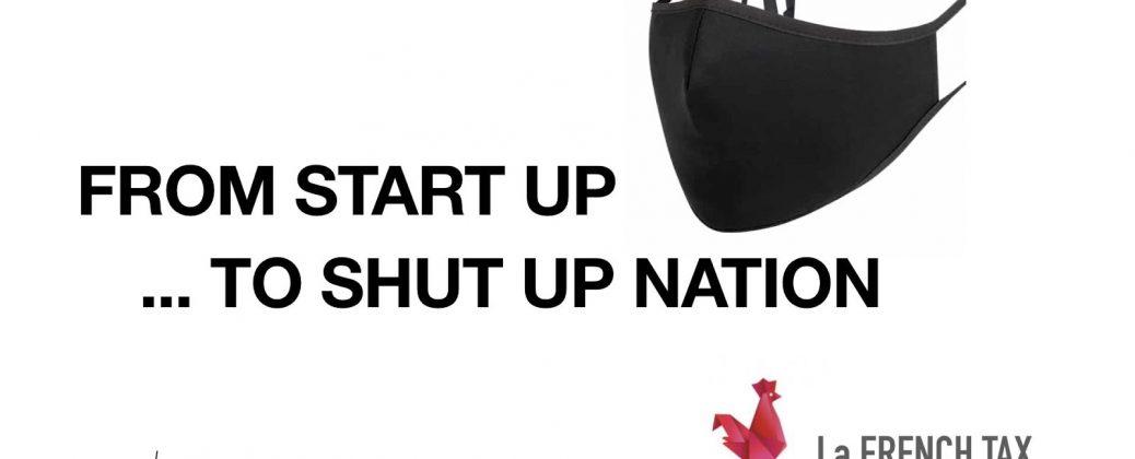Shut Up Nation