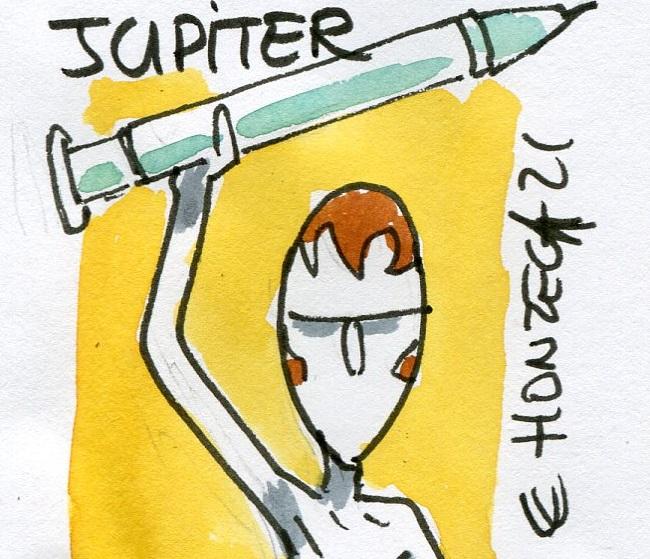 Covid et Jupiter tonnant